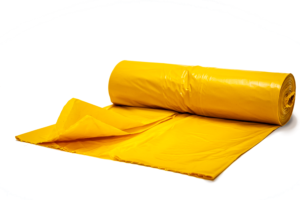 Refuse Sack Yellow